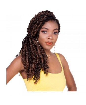 Crochet Cro-Water Curl 18''...